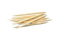 Toothpick. On white background stock photo