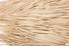 toothpicks деревянные стоковая фотография rf