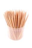Toothpicks foto de archivo