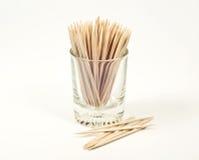 toothpicks Στοκ Φωτογραφία