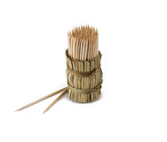 toothpicks Στοκ εικόνα με δικαίωμα ελεύθερης χρήσης