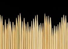 Toothpicks foto de archivo libre de regalías