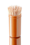 Toothpicks Photo stock