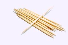 Toothpicks стоковая фотография