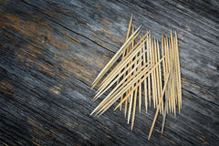 Toothpicks Stock Image