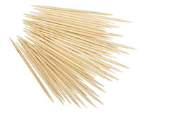 toothpicks fotografia stock libera da diritti