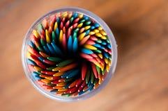 toothpicks Στοκ Εικόνες