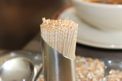 toothpicks Imagem de Stock Royalty Free