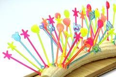 toothpicks Fotos de Stock Royalty Free