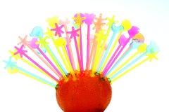 toothpicks Imagens de Stock Royalty Free