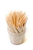 Toothpicks Fotografie Stock