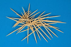 toothpicks Photos libres de droits