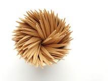 Toothpicks Royalty Free Stock Photos