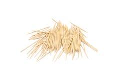 toothpicks Lizenzfreies Stockfoto
