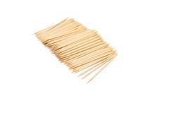 toothpicks Lizenzfreies Stockbild