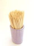 toothpicks Image libre de droits