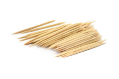 toothpicks Fotos de Stock Royalty Free