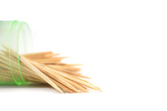 toothpicks Imagem de Stock Royalty Free
