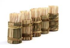 Toothpicks Fotografia Stock