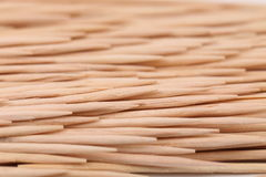 Toothpicks abstract composition. Horizontal. Stock Photo