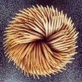 Toothpicks Stock Photo