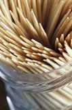 Toothpicks Royalty Free Stock Images
