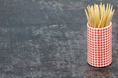 Toothpicks Stock Photos