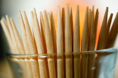 Toothpicks Stock Photos