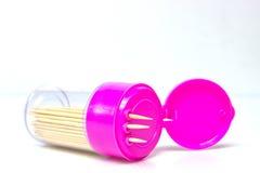 Toothpicks Royalty Free Stock Photography