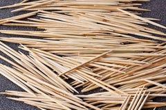 The toothpicks Stock Photos