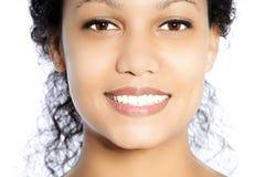 Toothy uśmiech Zdjęcia Royalty Free