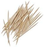 Tootpicks Royalty-vrije Stock Foto's