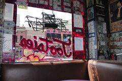 Tootsies bar in Nashville, Tennessee, USA Stock Photography