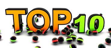 Top 10 3D Text Stock Photography
