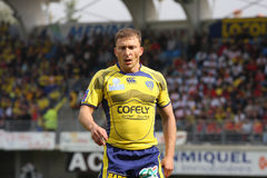 Top 14 rugby match USAP vs ASM Clermont Stock Photography