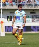 Top 14 rugby match USAP vs Montauban Stock Photography