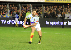 Top 14 rugby match USAP vs RC Toulon Stock Photos