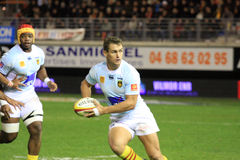Top 14 rugby match USAP vs RC Toulon Royalty Free Stock Photography