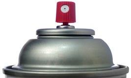 Top of Aerosol Spray Can Royalty Free Stock Photos