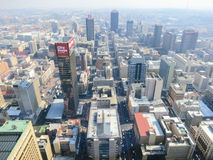 Top Of Africa View, Johannesburg, South Africa Royalty Free Stock Photo