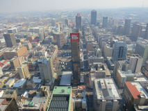 Top Of Africa View, Johannesburg, South Africa Royalty Free Stock Images