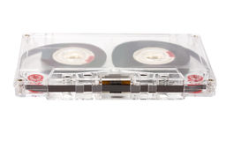 Top audio cassette Royalty Free Stock Photography