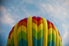 Top of the Balloon Royalty Free Stock Photos