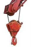 Top beam of crane mobile Royalty Free Stock Image