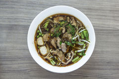 Top Beef Noodle Soup Royalty Free Stock Photo