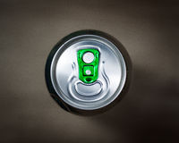 Top of a beer can Stock Photos