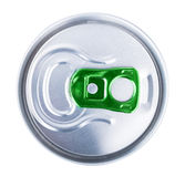 Top beer can Stock Images