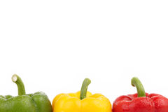 Top Of Bell Peppers Stock Photos