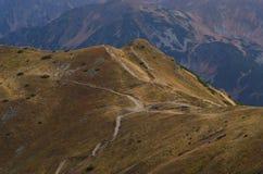 Top in bergen Stock Fotografie