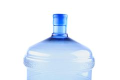 Top big bottle of water for delivery Royalty Free Stock Image